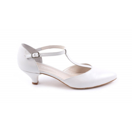 Bridal shoes Stephen Allen in off-white