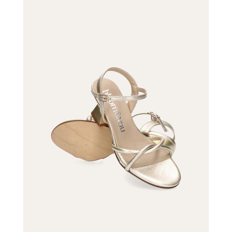 Bluchers y zapatos con cordones Stephen Allen en bronce