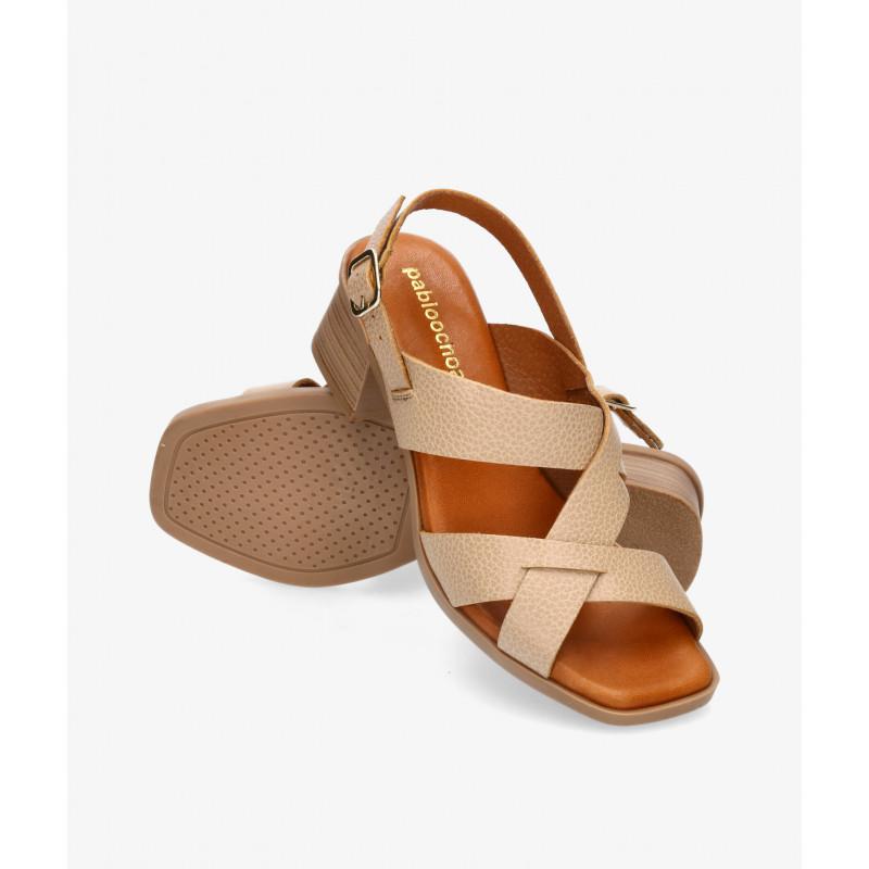 Bluchers y zapatos con cordones Kénnebec en negro