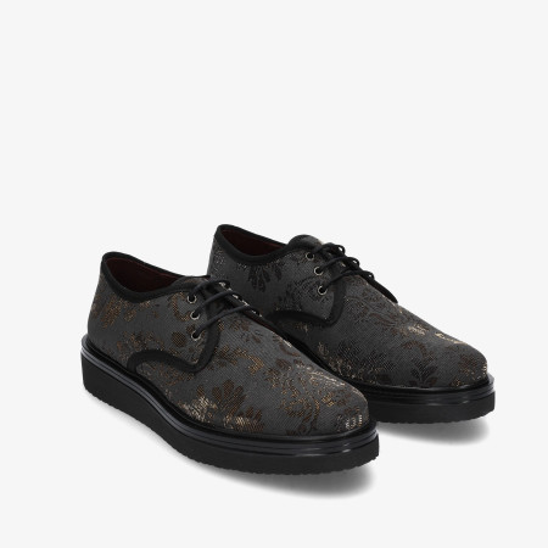 Bluchers y zapatos con cordones pabloochoa.shoes en bronce