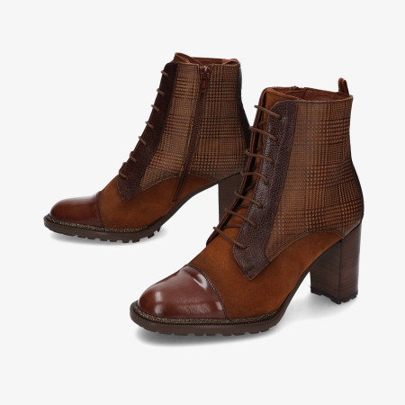 Ankle boots Hispanitas in leather
