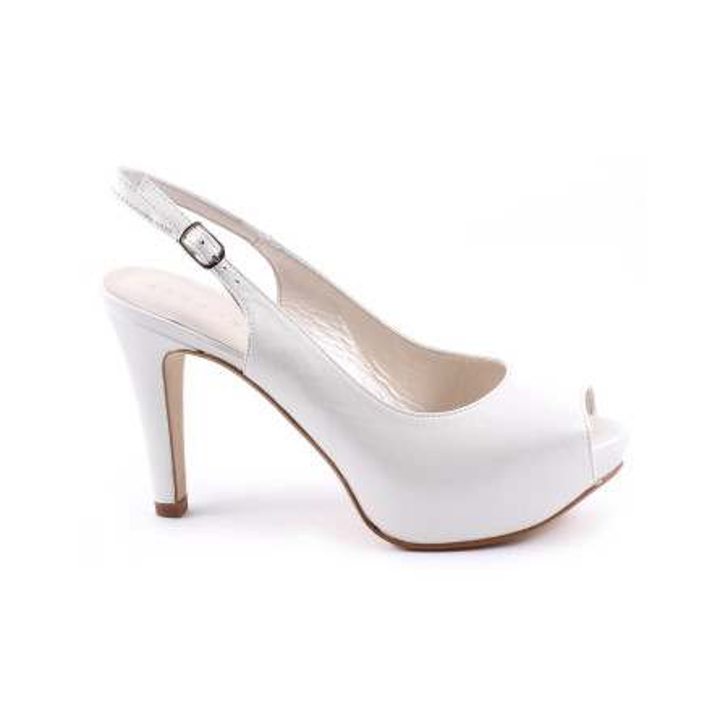 Bridal shoes Stephen Allen in white