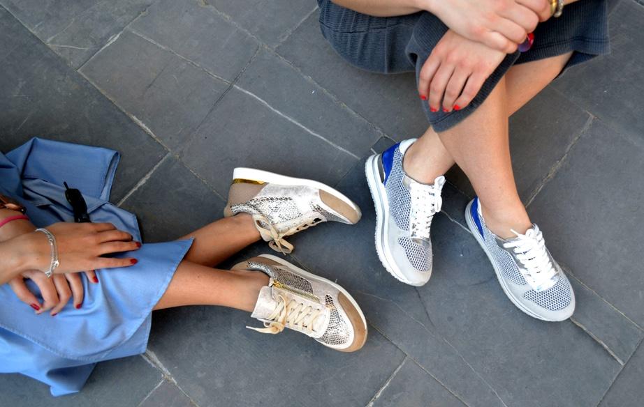 """c39c2ca8ba3 EL DÍA QUE LAS """"SNEAKERS"""" CONQUISTARON LA CIUDAD - allabout.shoes"""