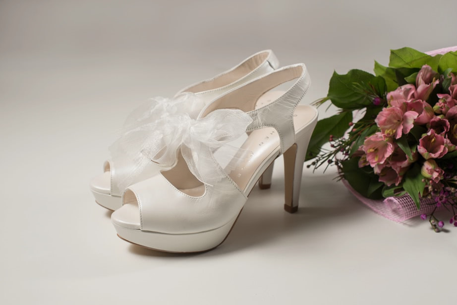 Sandalia - novia -mujer. stephen allen