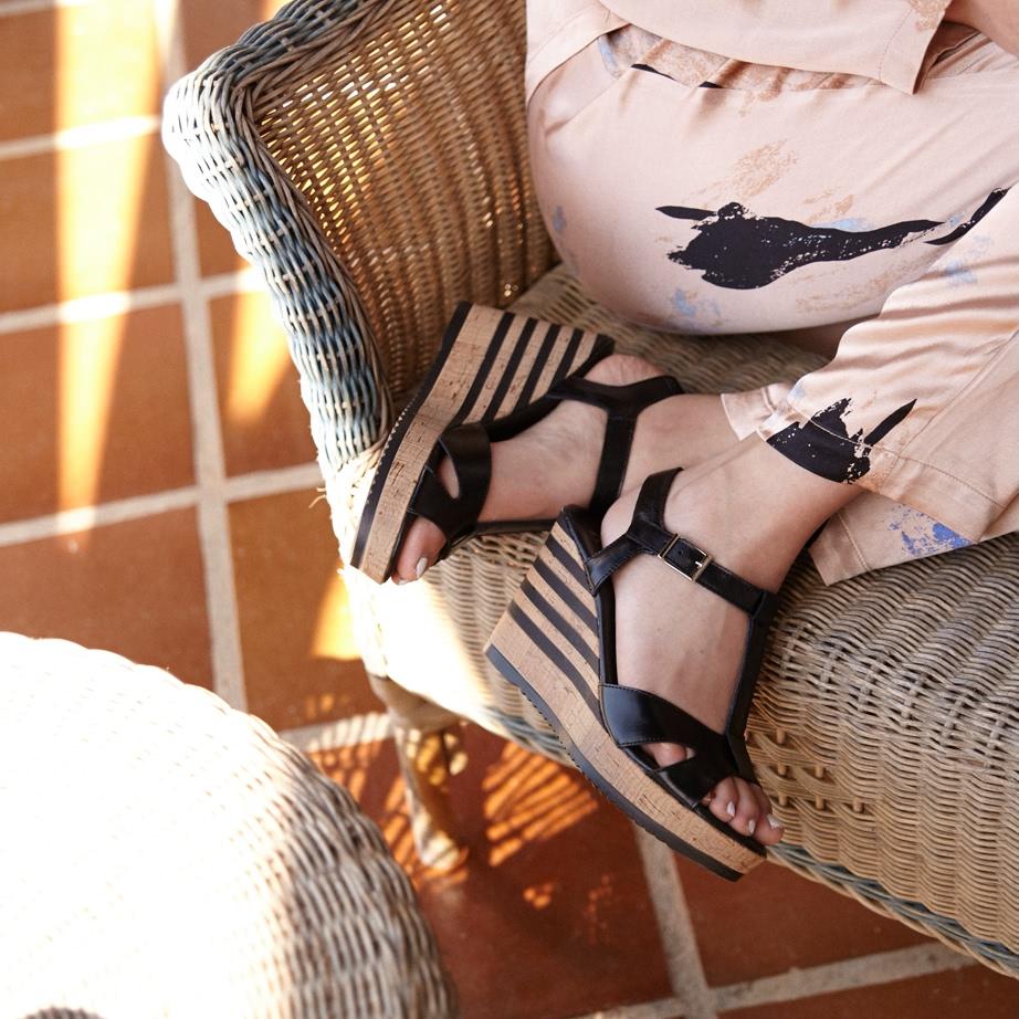 El Verano Son Las Allabout Para Cuñas shoes thdQrCxs