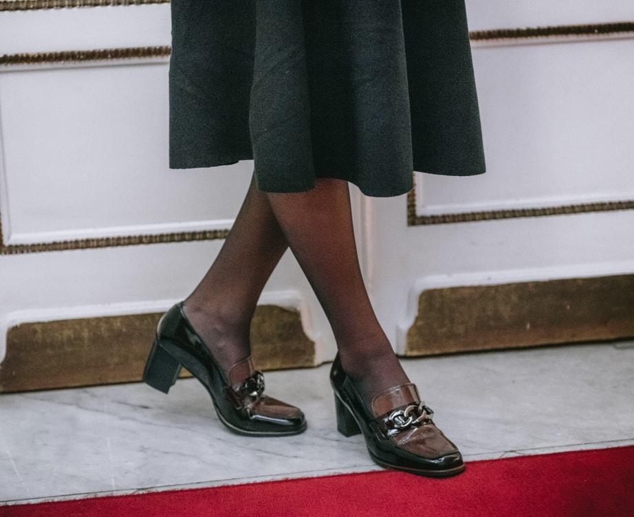 Zapatos tacon multicolor de Kissia