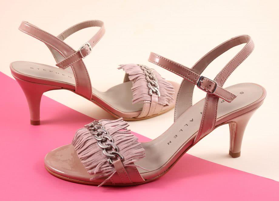 Sandalias de tacón Stephen Allen