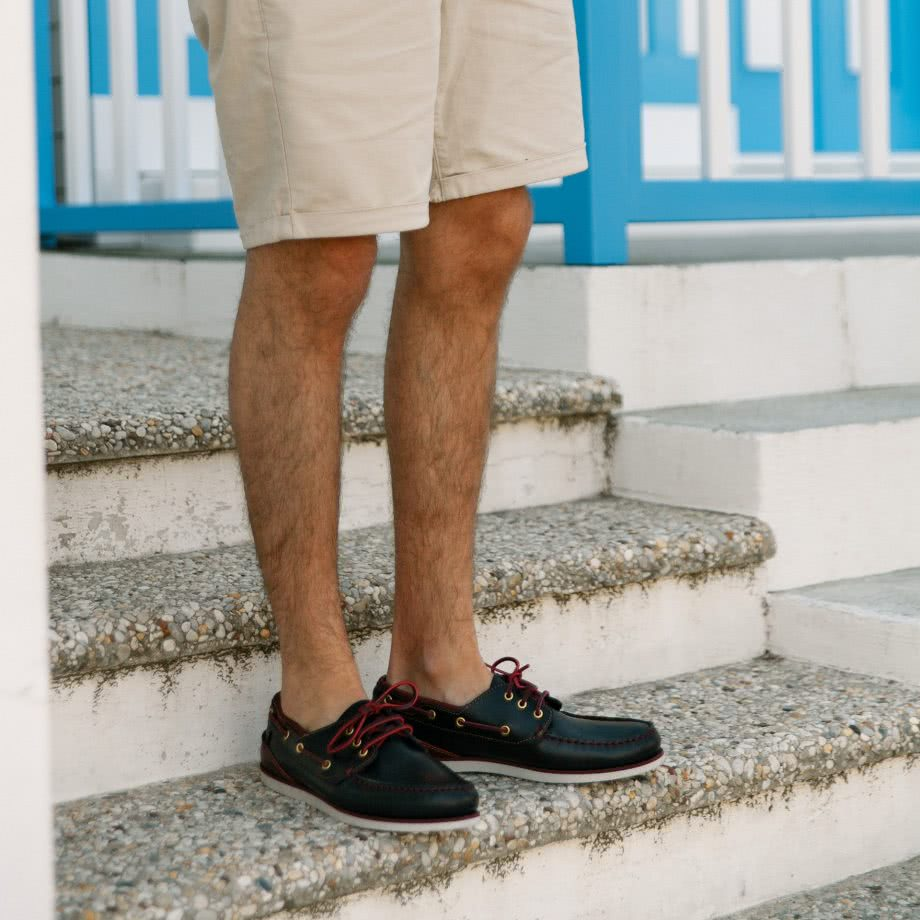 naúticos azules pabloochoa.shoes