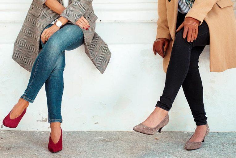consejos para encontrar zapatos de tacon comodos
