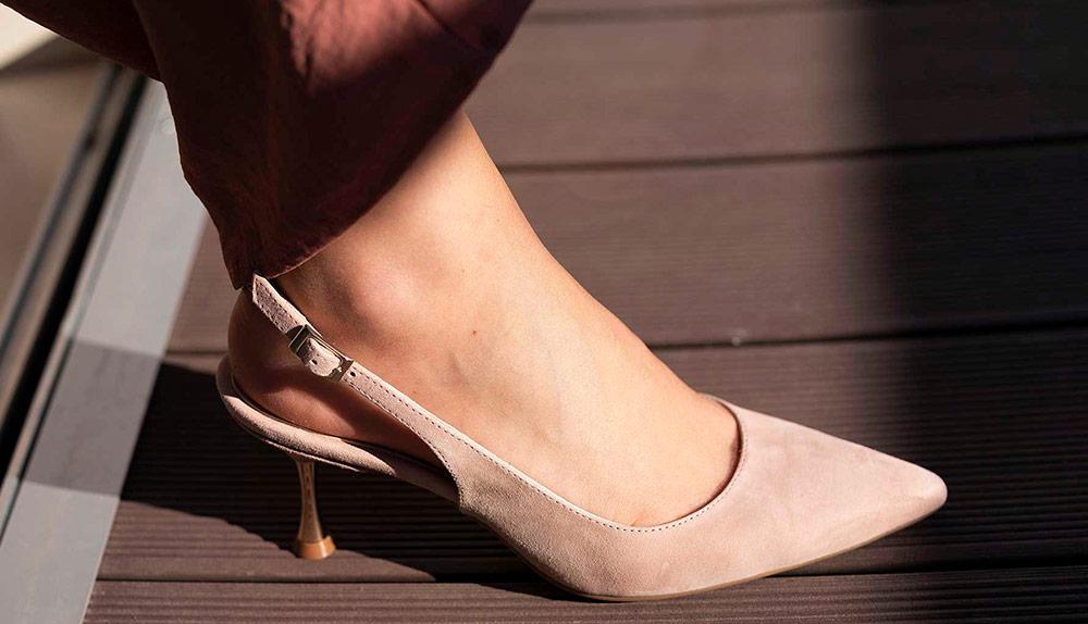 tendencias en zapatos de tacon para verano