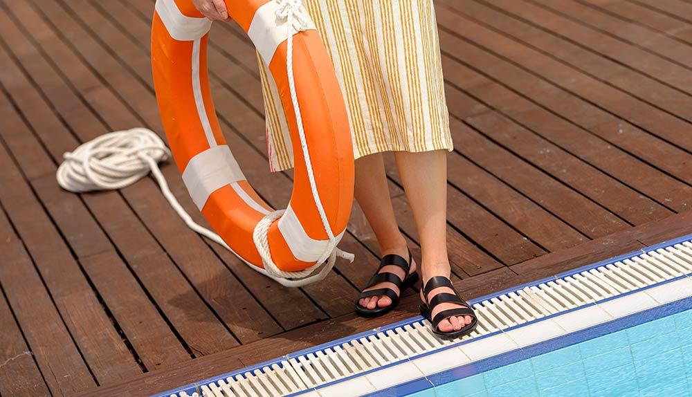 consejos para elegir sandalia plana