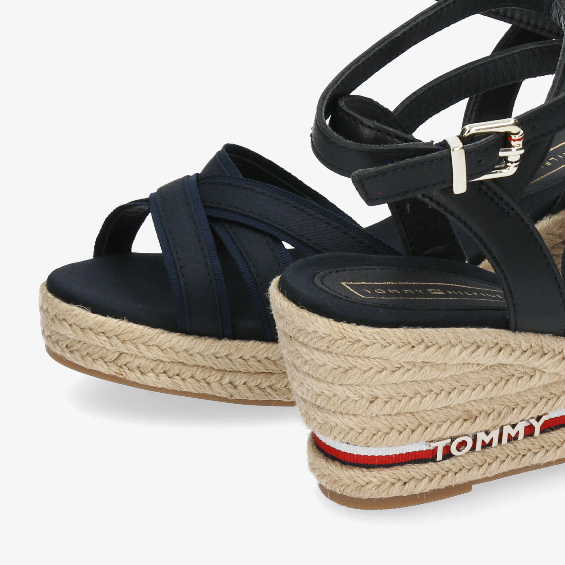 4738334e4 Espadrilles Tommy Hilfiger ICONIC ELBA CORPORATE RIBBON